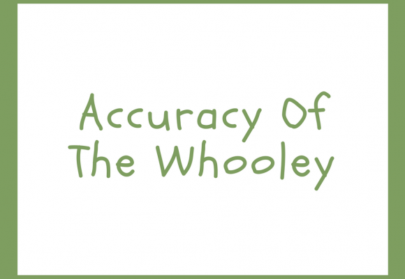 Accuracy of the Whooley