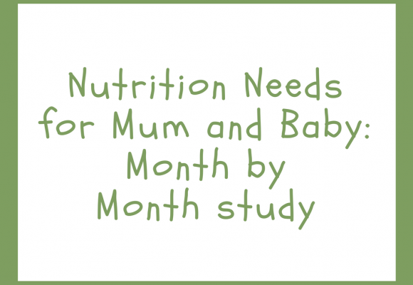 Nutrition Leaflets for Women